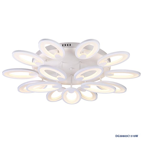 Lamparas LED Decorativas de Superficie