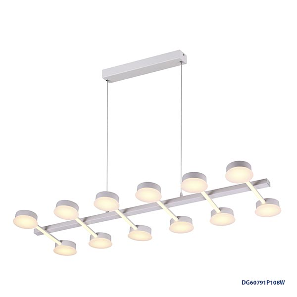 Lamparas LED Decorativas Colgantes
